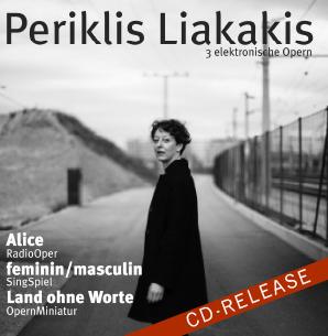 Periklis Liakakis: CD-Präsentation in Wien und Graz
